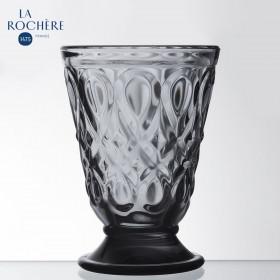 Barvni kozarec za vodo in sok Lyonnais Anthracite