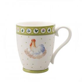Velikonočna skodelica za čaj/kavo Farmers Spring